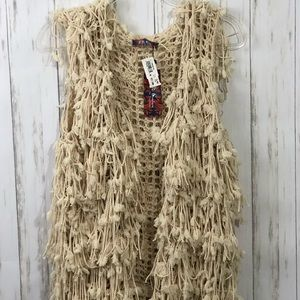 Selfie Couture by Trendology Hippy Vest